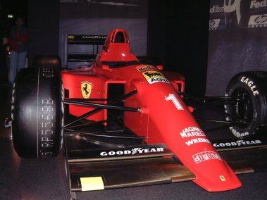 Ferrari Prost 1990 LeCastellet
