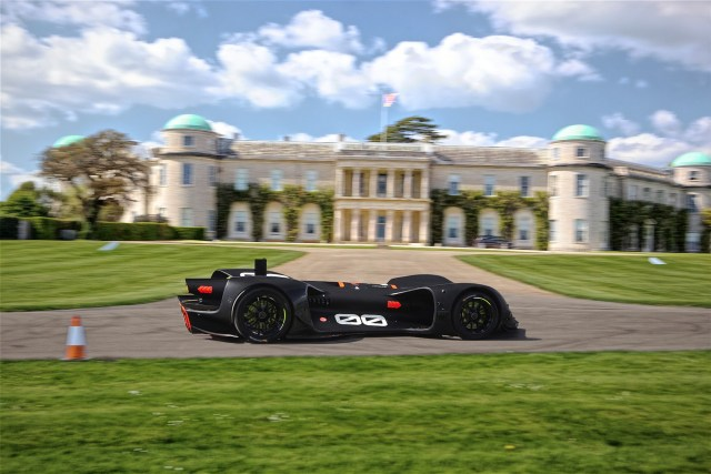 Robocar Goodwood