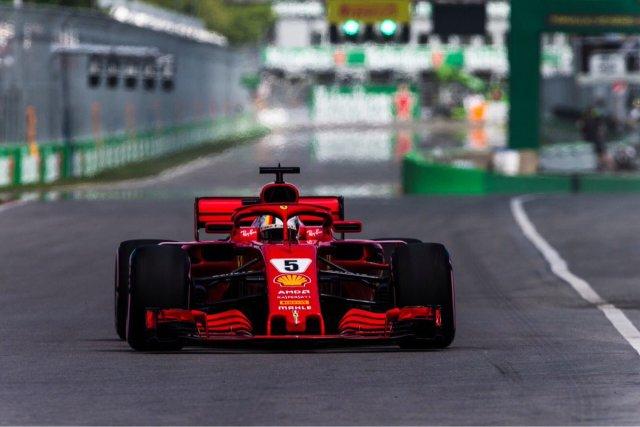 Vettel Win Canada