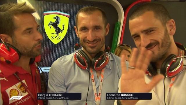 Box Ferrari Vettel