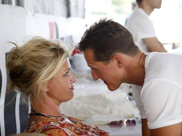 Schumacher e Corinna
