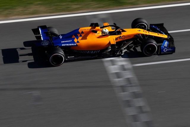 Miglior tempo di giornata per Lando Norris con la McLaren