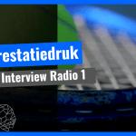Patrick Frimpong bij Radio 1 – Hoe ga je om met prestatiedruk?