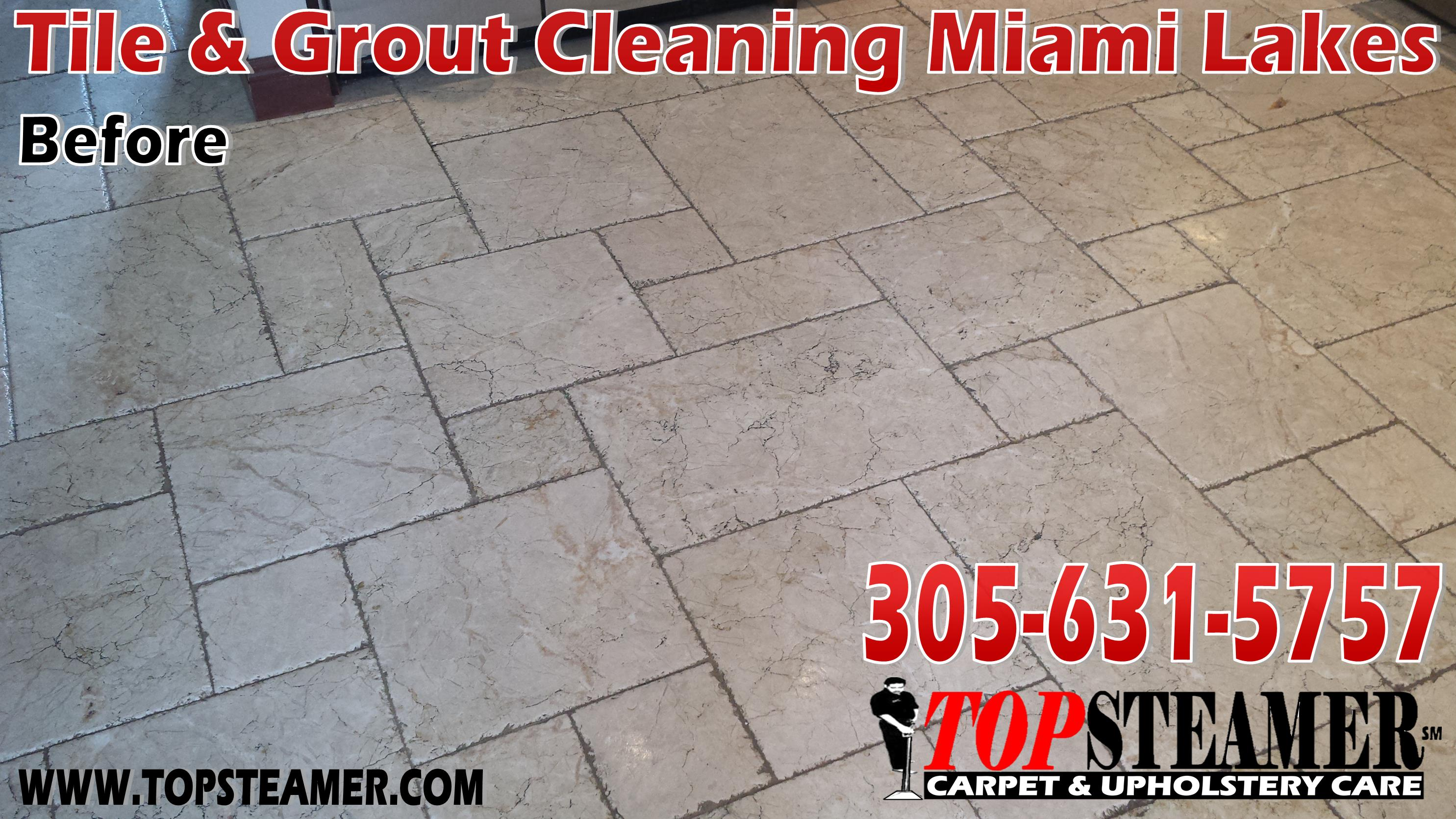 Tile And Grout Cleaning Miami Lakes 305 631 5757