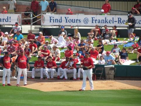 Cardinals bullpen
