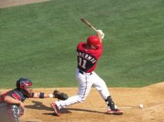 Ryan Zimmerman batting