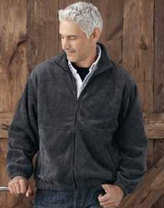 Adult Full-Zip Fleece Jacket