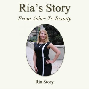 Ria's Story Cover audio book-2