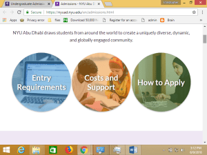 HOW TO PROCESS ADMISSION AND SCHOLARSHIP TO STUDY ABROAD