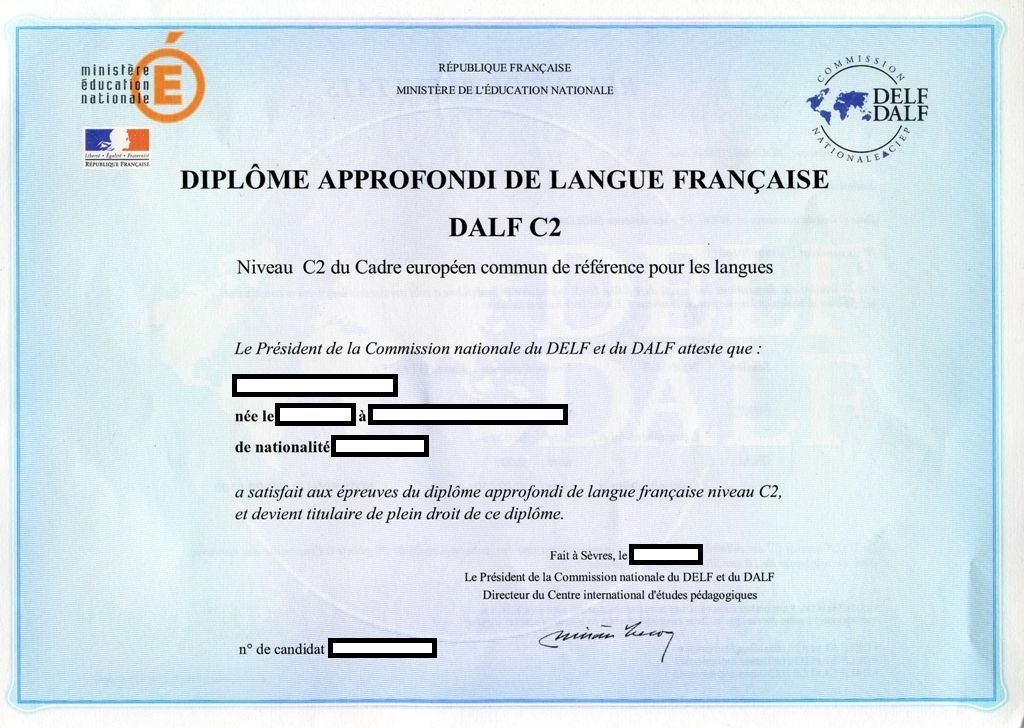 IMPORTANT FRENCH TESTS AND CERTIFICATIONS FOR NIGERIAN STUDENTS