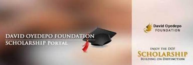 Apply for David Oyedapo Scholarship Program 2019