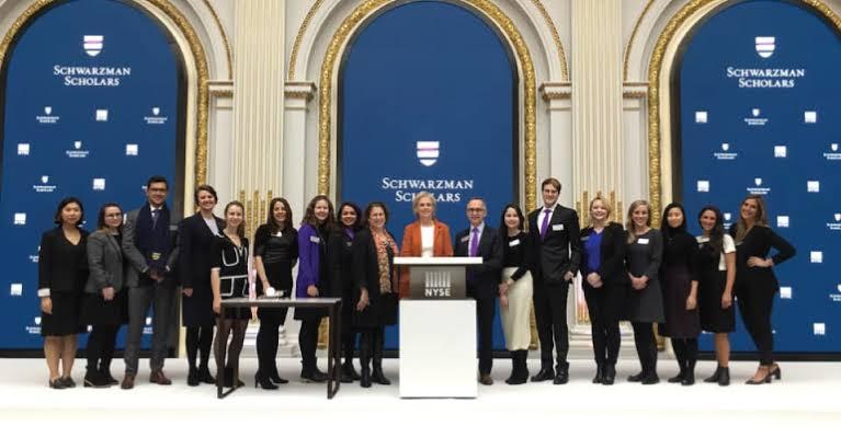 Schwartzman scholarship award 2020 for international students