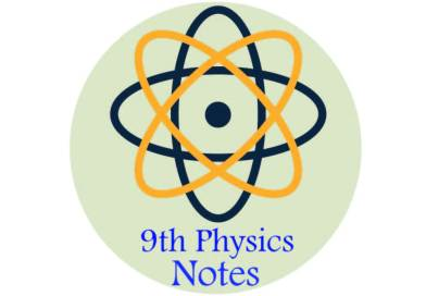 9th Class Physics Notes