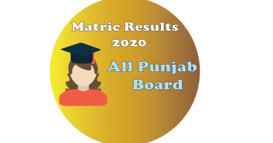 9th 10th Results 2020