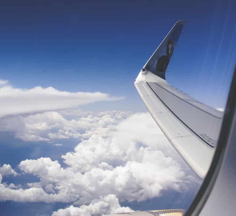 flyskræk - flystyrt