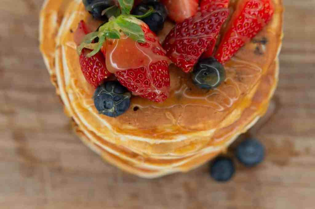 sunde protein pandekager