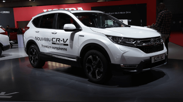 2021 Honda CR-V Redesign, Specs and Release Date