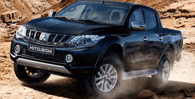 2020 Mitsubishi Triton Changes, Specs and Release Date