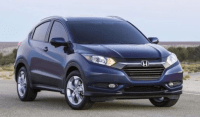 2021 Honda HR-V Redesign, Specs and Release Date