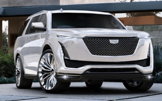 2021 CADILLAC ESCALADE Price, Redesign And Changes