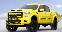 2021 Ford F-150 Tonka Price, Interiors and Release Date