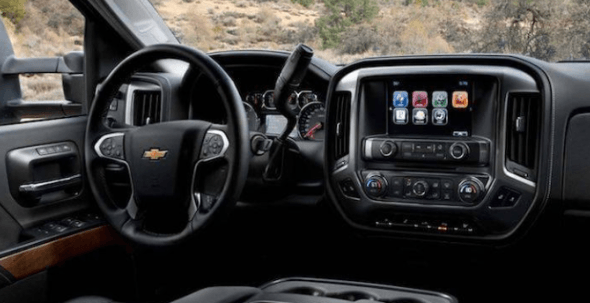 2021 Chevy Cheyenne Specs, Interiors and Release Date