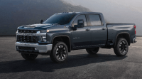 2021 Chevrolet Silverado 2500-3500HD Engine, Redesign and Changes