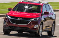 2021 CHEVROLET EQUINOX Changes, Price and Release Date