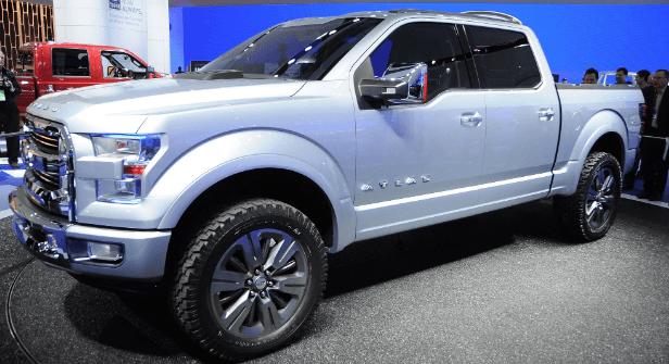 2021 Ford Atlas Concept, Price and Release Date