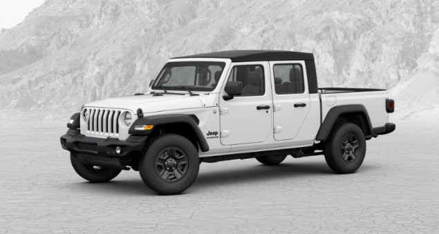 2021 Jeep Gladiator Price, Changes And Redesign
