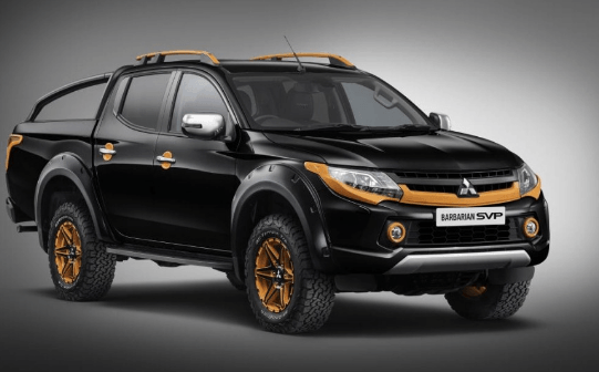2021 Mitsubishi Triton Changes, Specs and Release Date