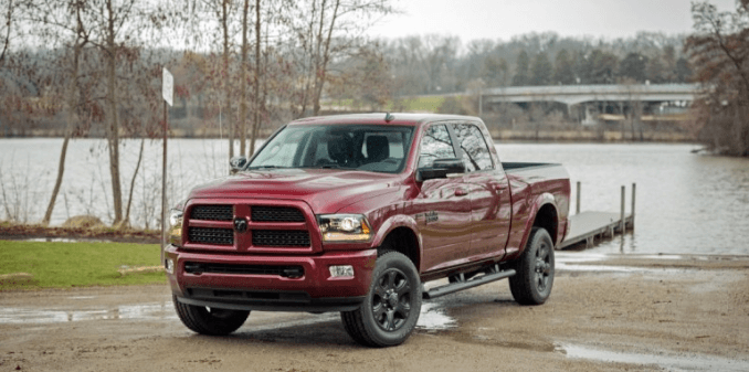 2021 Ram HD Pickup Trucks Price, Interiors and Release Date
