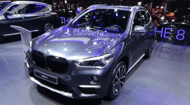 2020 BMW X1 Change, Specs and Redesign