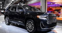 2020 GMC Acadia Price, Specs and Redesign