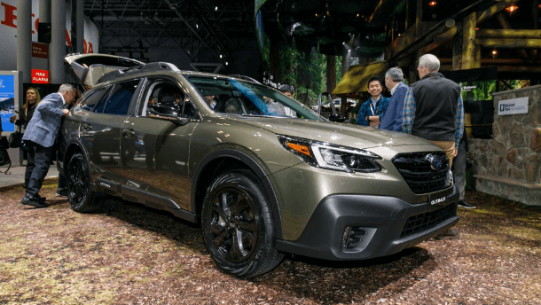 2020 Subaru Outback Specs, Interiors and Release Date