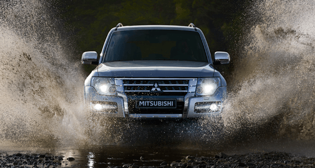 2020 Mitsubishi Pajero Changes, Concept And Release Date