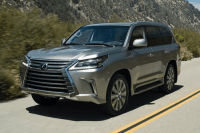 2020 Lexus LX Two-Row Changes, Specs and Redesign