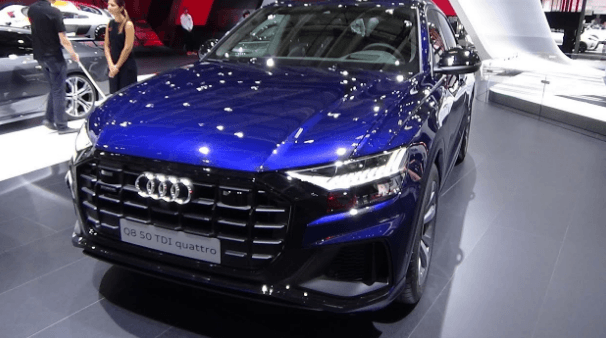 2020 Audi Q8 Changes, Concept and Redesign