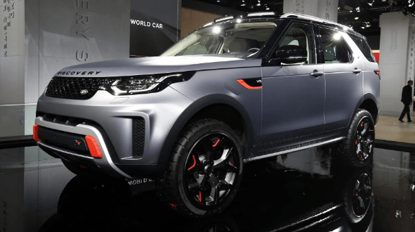 2020 Land Rover Discovery SVX Specs, Interiors and Redesign
