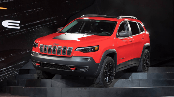 2020 Jeep Cherokee Specs, Interiors And Release Date