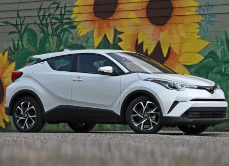 2020 Toyota C HR XLE Specs, Interiors And Redesign