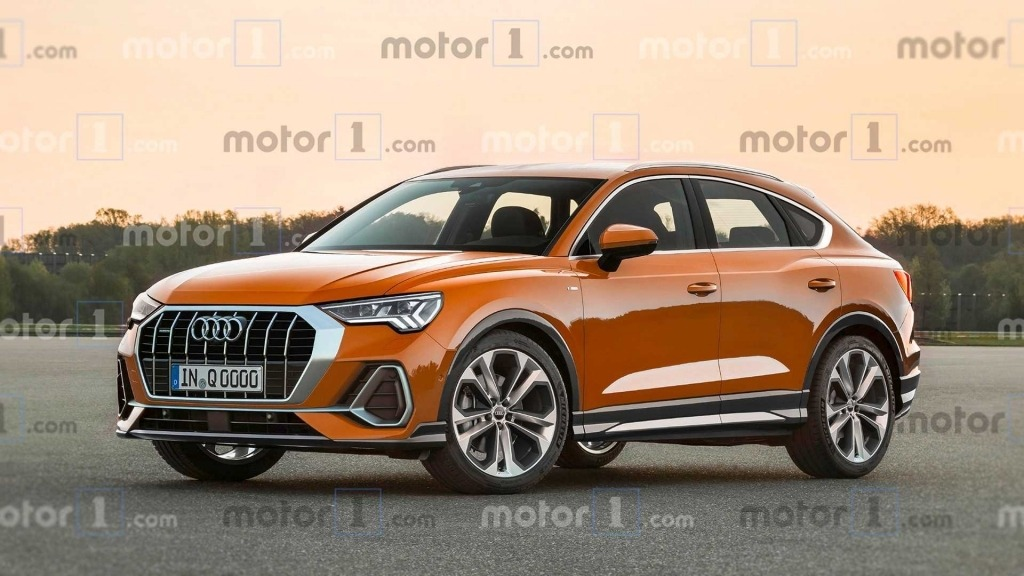 2020 Audi Q3 Wallpaper