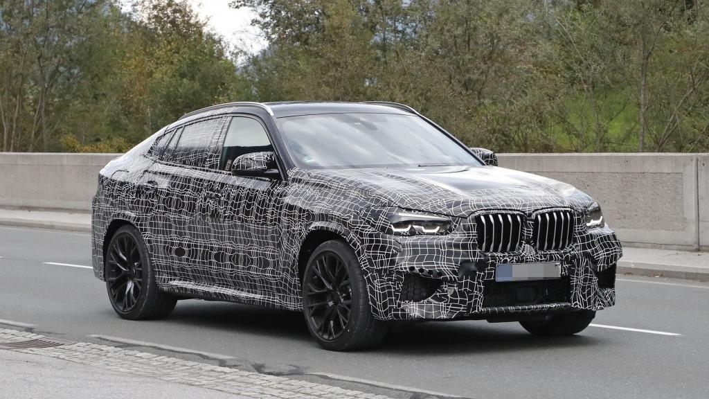 2020 BMW X6 M Wallpaper