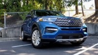 2020 Ford Edge Images