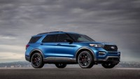2020 Ford Explorer Pictures