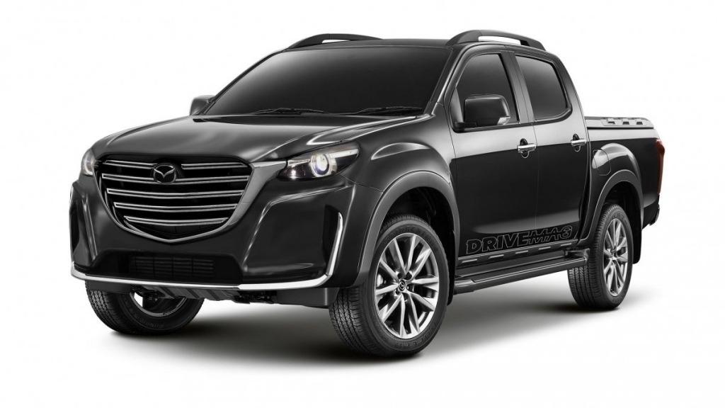 2020 Mazda BT50 Redesign