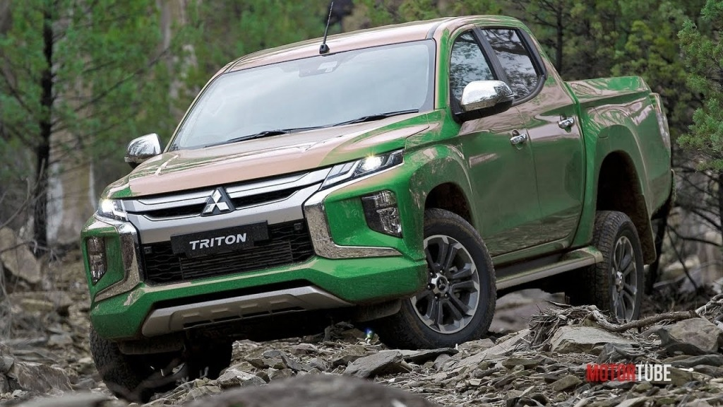2020 Mitsubishi Triton Pictures