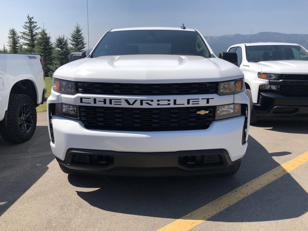 2021 Chevy Cheyenne Exterior
