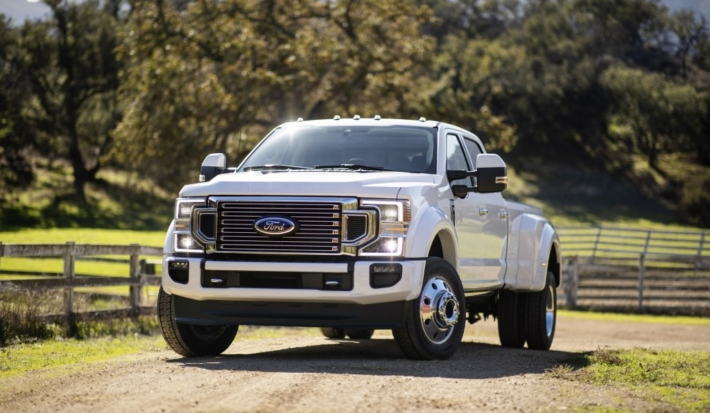 2021 Ford F250 Specs