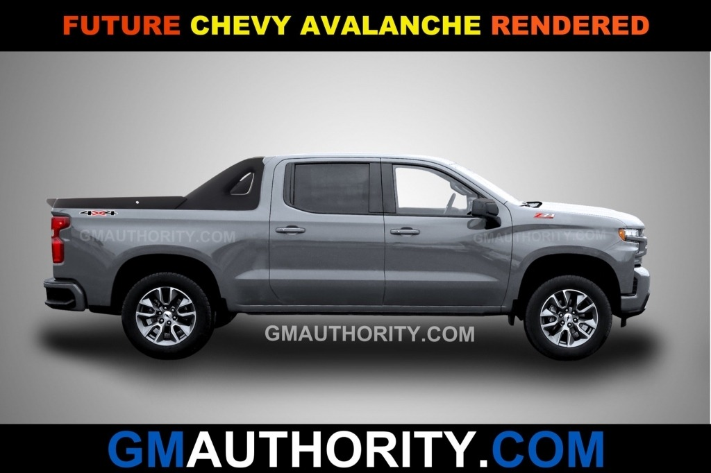2021 GMC Sierra 2500 HD Redesign